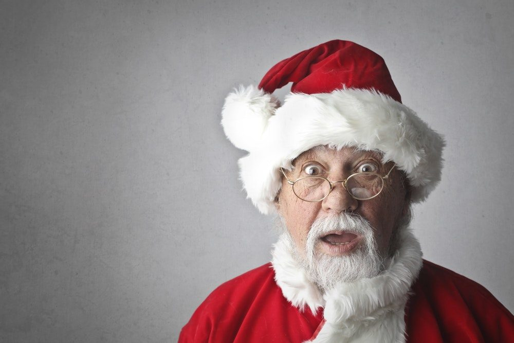 eye health Santa Clause